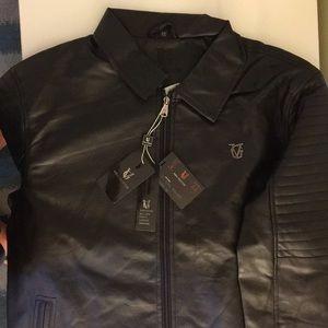 Vg World Collection Jackets Coats Italian Leather Jacket Vg World Collection Poshmark